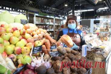 Первый сорт. Как правильно выбрать на рынке картошку, капусту и творог