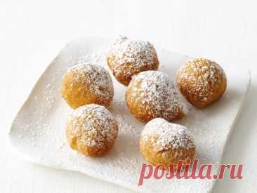 Итальянские пончики