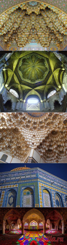 44 завораживающих шедевра исламской архитектуры в разных уголках планеты / Туристический спутник