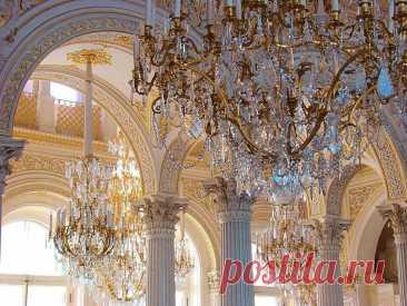 Знаменитый Зимний дворец в Санкт-Петербурге!
