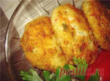 Обалденные веганские картофельно-рисовые котлеты. Просто и очень вкусно.