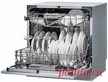 Посудомоечная машина, которая уместится даже на подоконнике хрущёвки, но посуду вымоет до хруста | Записки учительницы | Яндекс Дзен