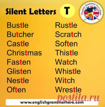 Silent T