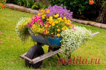 Самоделки для дачи и огорода - 120 фото стильных идей и решений
