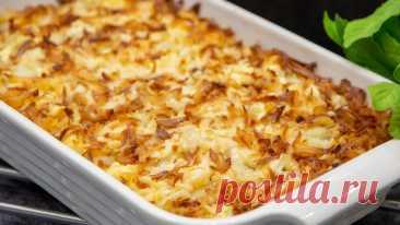 Картошка с колбасным сыром | Евгения Полевская | Это просто | Яндекс Дзен