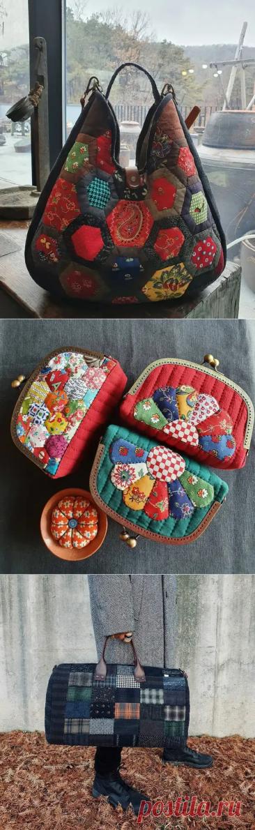 Лоскутное шитьё корейских мастериц - Сам себе мастер - медиаплатформа МирТесен