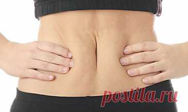 Как сжигать жир в области живота в течение 30 дней (8 простых упражнений   план диеты)