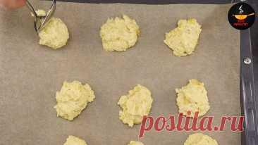 Приготовила два противня печенья за 20 минут (делюсь простым рецептом, которое может приготовить даже мой 8-ми летний сын) | Евгения Полевская | Это просто | Яндекс Дзен