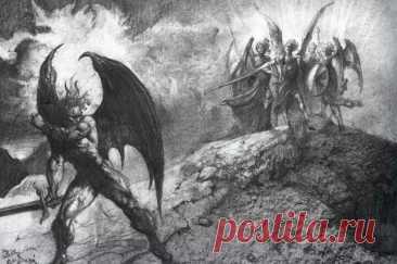 Кто такие падшие ангелы согласно учениям? Падший ангел: библейская версия его внешности + 9 главных «героев» + 4 рассказа + мистическая история жизни + 1 способ обозначения сути + 5 литературных