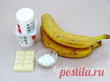 Десерт из бананов: быстро и легко | Простые рецепты с фото