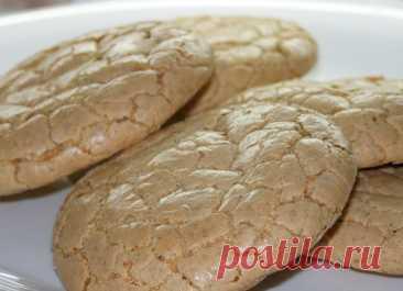 Миндальное печенье по ГОСТу рецепт с фото