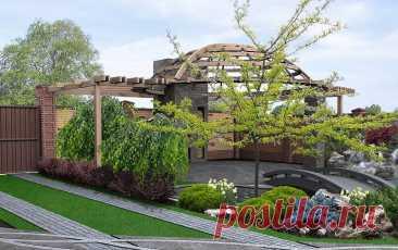 Дворик патио: рекомендации по его самостоятельному созданию на загородном участке | Азбука огородника | Яндекс Дзен