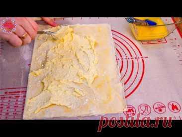 Как Приготовить Обалденный Пирог за 5 минут + Выпечка с ТВОРОГОМ. Просто и Очень Вкусно