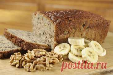 Как приготовить американский банановый хлеб? - Tabulo