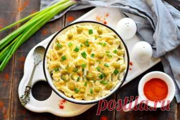 Салат Простушка со свеклой - пошаговый рецепт с фото