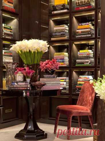 Favourite books in an interior: 7 most stylish ideas | Cozy house