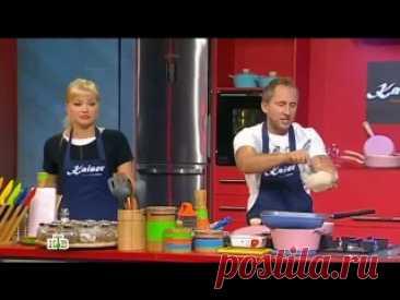Кулинарный поединок - Светлана Брюханова vs Павел Вишняков