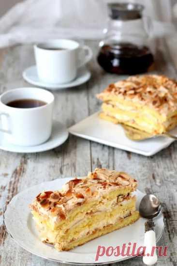 (21) Норвежский торт - БУДЕТ ВКУСНО! - медиаплатформа МирТесен