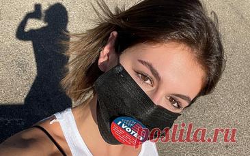 Как медицинская маска вредит коже и что с этим делать Актуальный вопрос