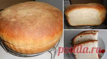 Вкусный хлеб с хрустящей корочкой - На Кухне Вкусный хлеб с хрустящей корочкой - что может быть вкуснее? Ответа я не нахожу.