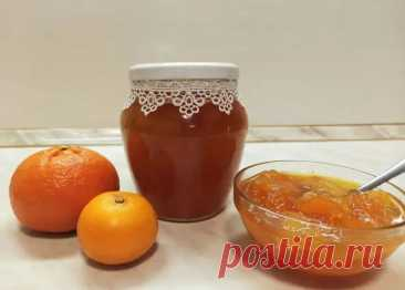 Мандариново-апельсиновое варенье с имбирем - Домохозяйки - медиаплатформа МирТесен