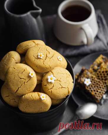 Медовые печенья без яиц | Andy Chef (Энди Шеф) — блог о еде и путешествиях, пошаговые рецепты, интернет-магазин для кондитеров |