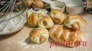 Пирожки из дрожжевого теста - семейный рецепт