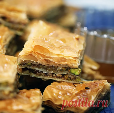 Турецкая кухня - добавляем рецепты в копилочку