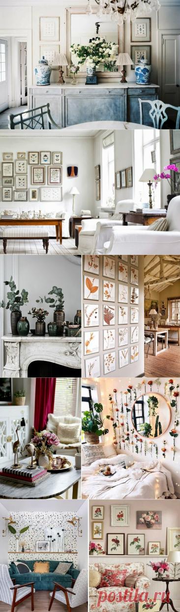 Декорирование интерьера: основные принципы украшения пространства | Lavanda-decor | Яндекс Дзен