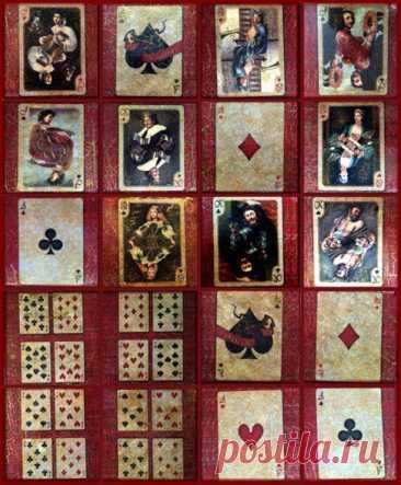 плитка винтаж, плитка карты игральные, плитка ручной работы, плитка керамическая винтажная, плитка покер, карты игральные плитка