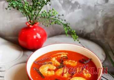 Суп печёный - пошаговый рецепт с фото. Автор рецепта Наталья ГраНатка . - Cookpad