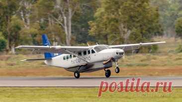 Фото HND Cessna Caravan (VH-NDC) - FlightAware