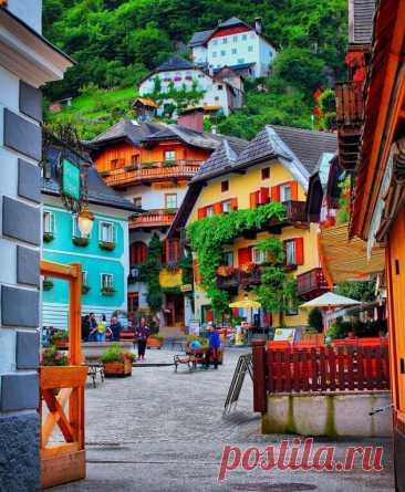 ღ Гальштат, Австрия