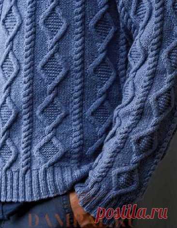 Мужской пуловер «Hank»