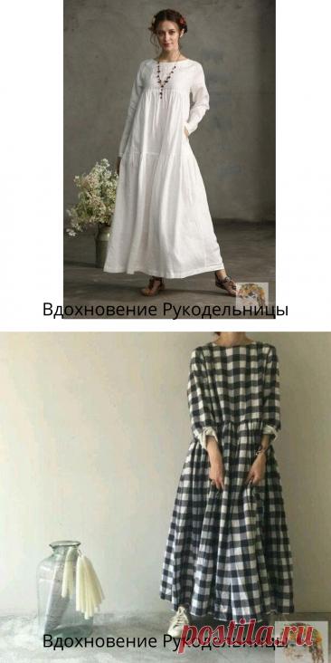 Турчанки знают толк в свободных платьях! Обзор и выкройка для вдохновения!   ВДОХНОВЕНИЕ РУКОДЕЛЬНИЦЫ   Яндекс Дзен