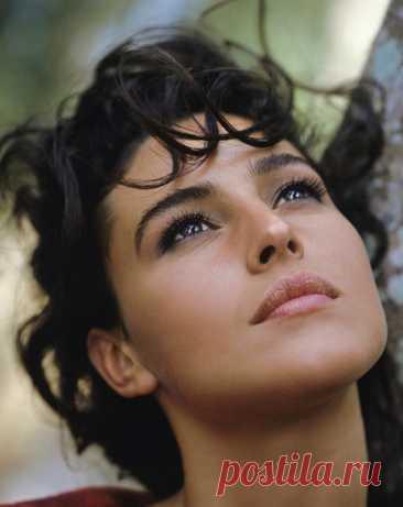 ༺🌸༻Моника Беллуччи о жизни и красоте