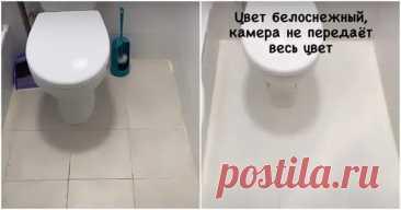 Косметический ремонт в ванной, который интуитивно понятен и не сложен в повторении - С миру по нитке - медиаплатформа МирТесен