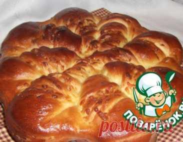 Кукурузный хлеб с сыром – кулинарный рецепт