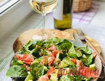 Лучшие весенние салаты: 15 рецептов от «Едим Дома». Кулинарные статьи и лайфхаки