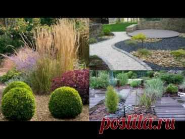Дизайн садового участка. Красивый ландшафт