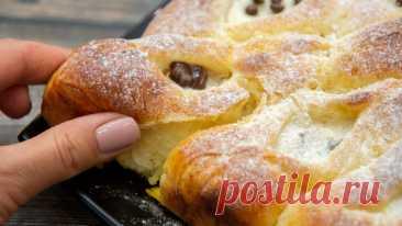 Булочки, которые не черствеют. Самое мягкое и удачное тесто. Сегодня пеку с творогом. - fav0ritka77.ru