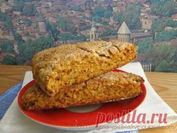 Морковные сконы - Горбушка хлеба — LiveJournal