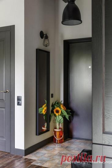 Самая стильная квартира в стиле лофт, что мы видели. Очень просторно и светло, не смотря на маленькую площадь. | Карманный дизайнер | Яндекс Дзен
