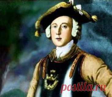 Сегодня 11 мая в 1720 году родился(ась) Иероним Мюнхгаузен
