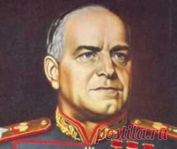 Сегодня 18 июня в 1974 году умер(ла) Георгий Жуков
