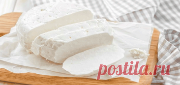 Готовим домашний адыгейский сыр