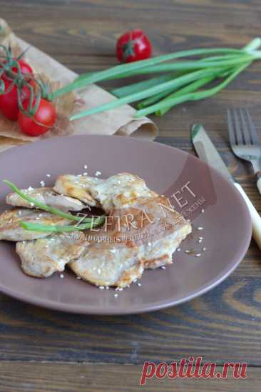 Сочная свинина на сковороде – готовим быстро и просто