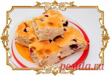 #Манник #с #яблоками #и #вишней (#рецепт #постный)  Какое разнообразие манников существует на сегодняшний день! Даже в пост можно радовать себя вкусной и полезной выпечкой. Выбирайте на свой вкус, например, приготовьте один из шоколадных вариантов: с сушеной вишней или корицей. А если присыпать верх манника перед выпечкой коричневым сахаром, то получится вкуснейшая корочка, попробуйте! Показать полностью...