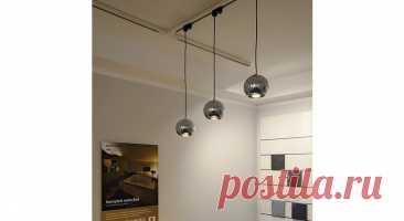 Светильник подвесной для трек-системы LIGHT EYE SLV 153112 в ассортименте: купить по доступным ценам, продажа, доставка, консультации, фотографии — Sale7