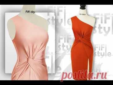 FiFi Style : Крутое платье 3D